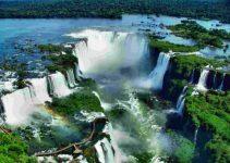 panorámica del parque Iguazú