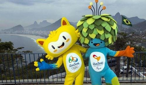 mascotas de olimpiadas de río