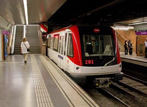 estación de metro